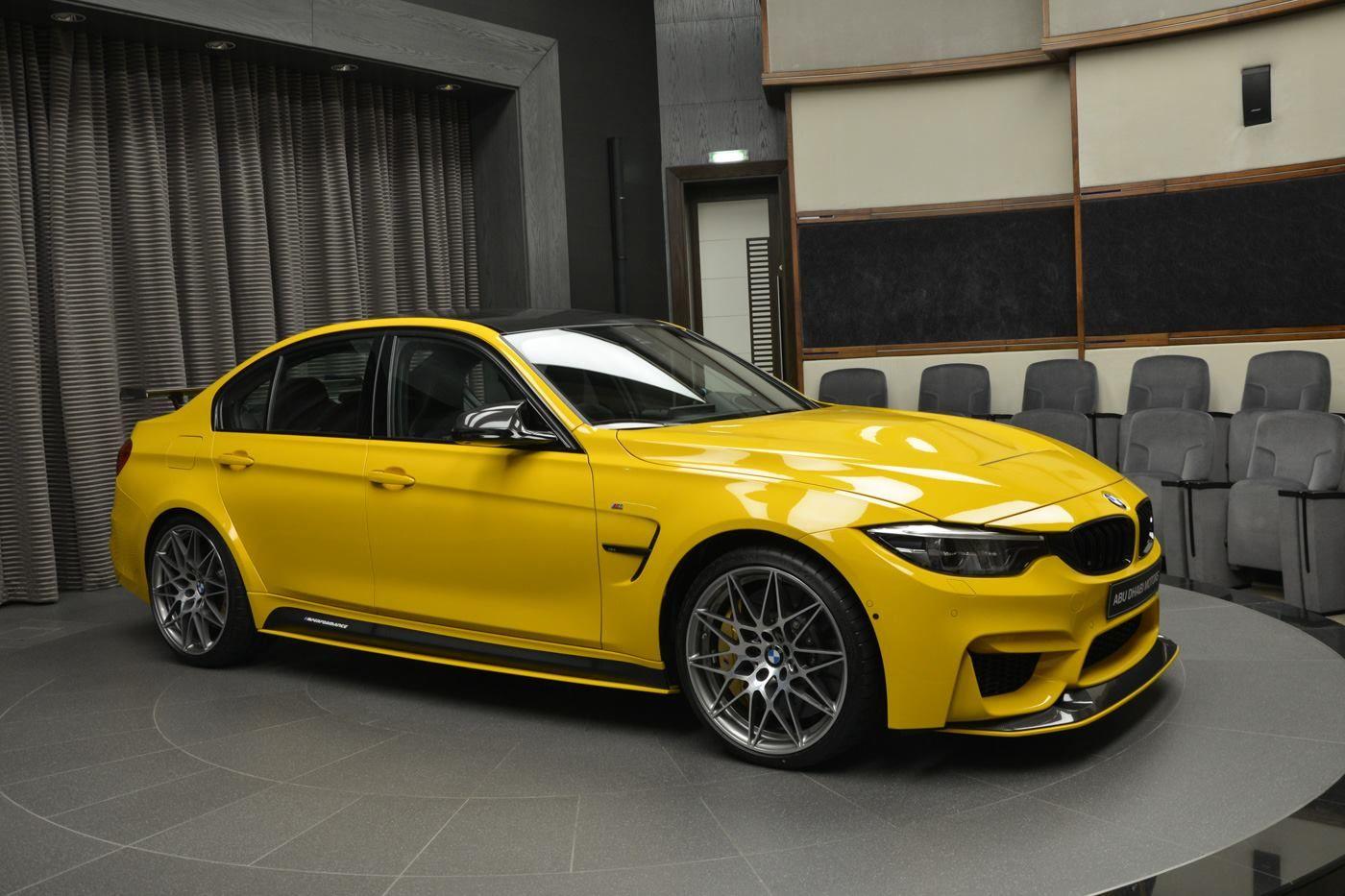 一名車主嫌BMW M3不夠搶眼,因此做了M4 GTS化改裝