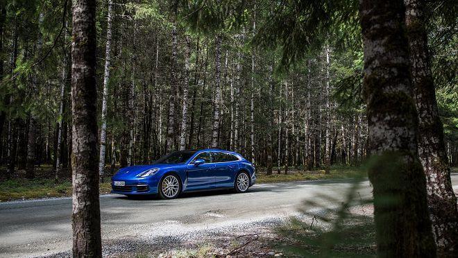 Porsche Panamera Sport Turismo和Turbo S E-Hybrid在加拿大進行發表