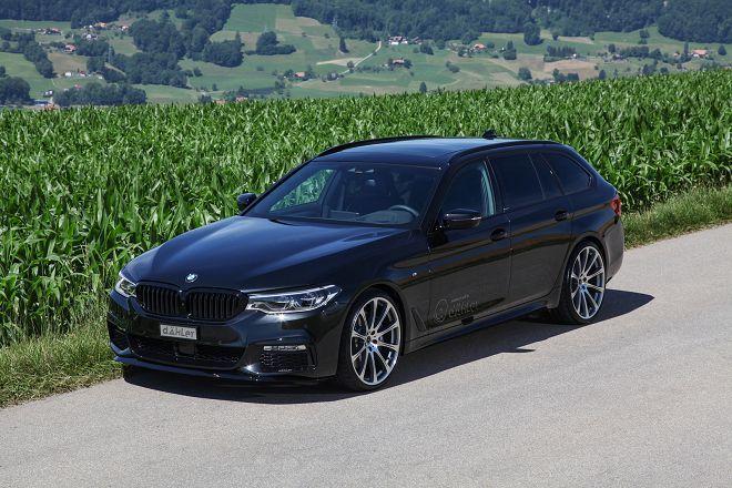 G31世代的BMW 5-Series經過Dahler加持之後更顯迷人了