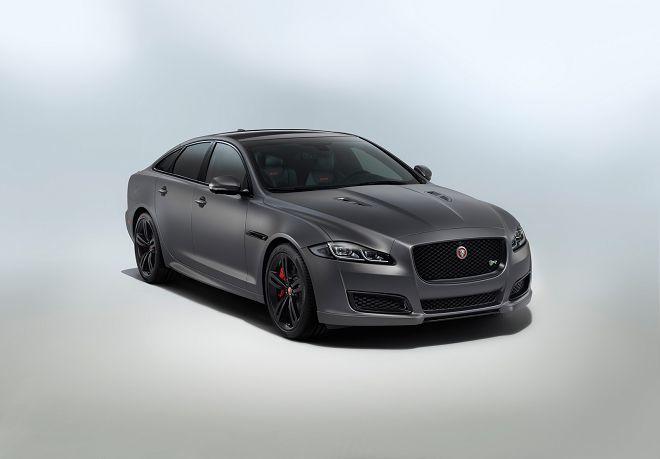 2018 Jaguar XJ發表,車系頂端車款為擁有575 PS馬力的XJR