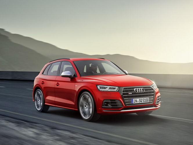 傳聞:新的Audi RS Q5將從RS5 Coupe獲得2.9升 V6 Biturbo引擎