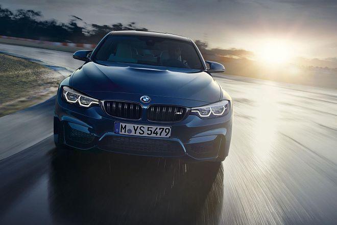 擁有454 HP最大馬力的BMW M3 CS可能在2018進行全球首演