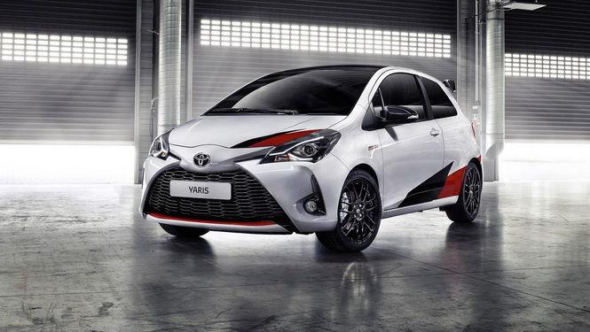 205匹剽悍小鴨 Toyota Yaris GRMN全球限量400台