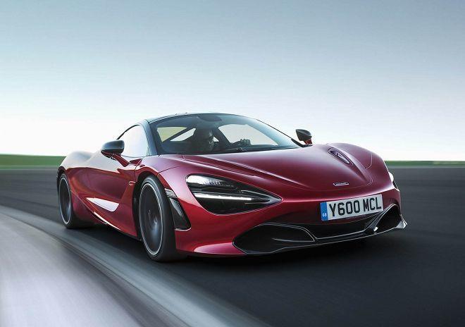 McLaren正考慮在未來的車款採用全時四輪傳動系統