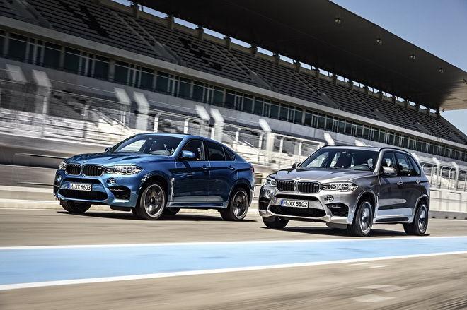 限量20台! BMW X5 M、BMW X6 M配備全面升級上市!