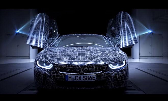 BMW首次公佈量產規格i8 Roadster 新車2018年初推出