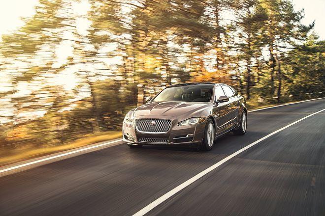 神秘的Jaguar XJ新車款將在速度嘉年華會現身