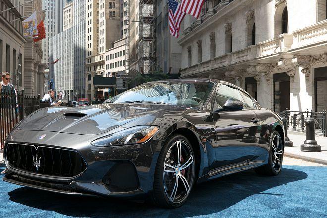 2018年式的Maserati GranTurismo獲得了靈感取自Alfieri的車頭造型