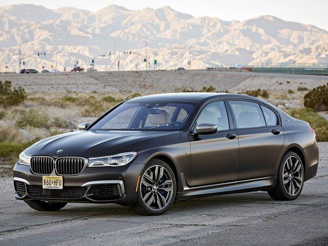 由於漏油的問題,BMW再次召回M760Li