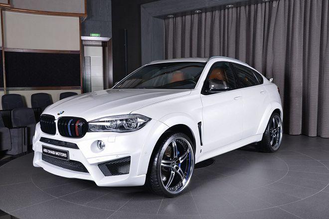 這輛X6 M再次證明了AC Schnitzer + BMW這個完美的公式依然不敗