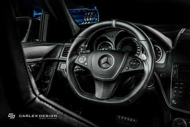 經過Carlex Design的巧手之後,你還能看出這輛Mercedes-Benz C63 AMG的年紀嗎?