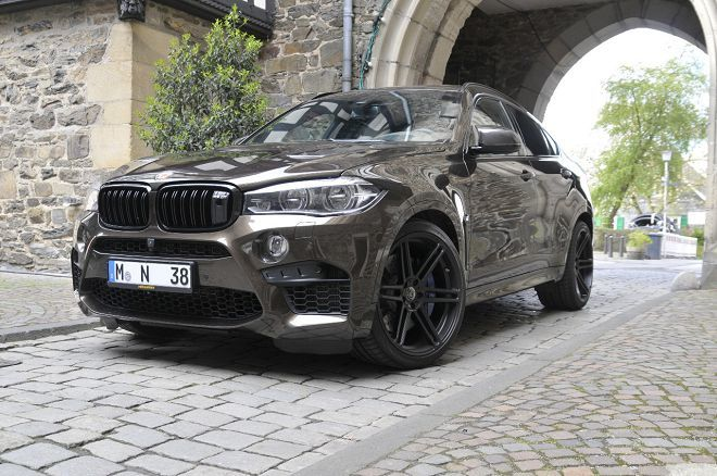 經過Manhart的強心手術之後,BMW X6 M現在擁有700PS的驚人動力