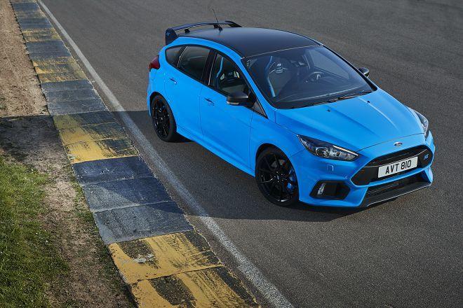 歐規的Ford Focus RS也獲得了新的前軸LSD限滑差速器!