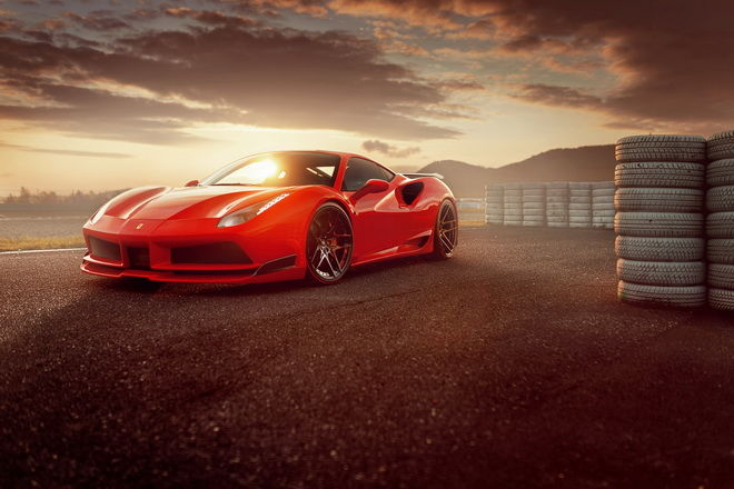 越寬越好 Novitec打造772匹寛體Ferrari 488 GTB