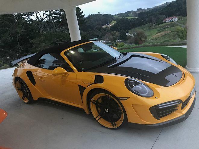 TopCar出品的Stinger GTR可說是地表上最高調的Porsche 911之一了