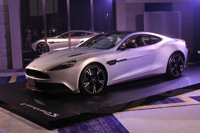 重新定義Aston Martin的極致GT跑車─Vanquish S在台發表!