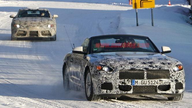 BMW Z4繼任者不會叫Z5 它很可能繼續使用Z4這個名稱