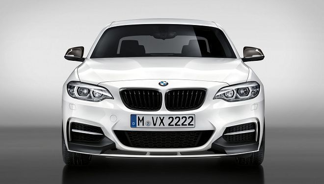 新的BMW M240i M Performance Edition帶著335馬力與一大堆的M Performance配件現身