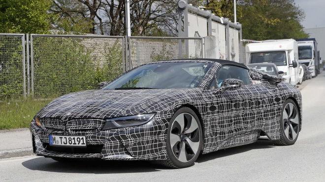 """即將開始量產 BMW i8 Spyder進入""""地獄""""接受嚴苛試煉"""