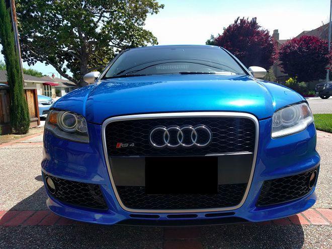 這輛2007 Audi RS4能滿足手排車迷加自然進氣車迷的需求!