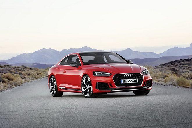 新款Audi RS5 Coupe即將在英國開始接單,預售價為$62,900英鎊起