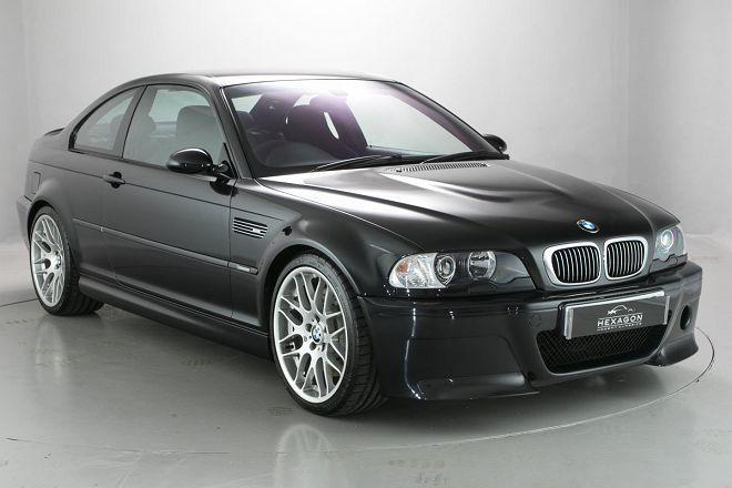 末代最強直六M3!狀況絕美的兩部BMW M3 CSL!