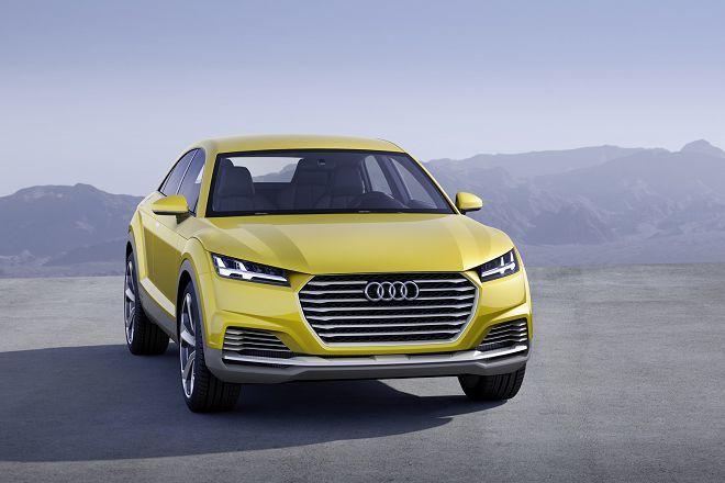 即將出現的Audi Q4 RS將可能挾著超過400匹大關的動力!