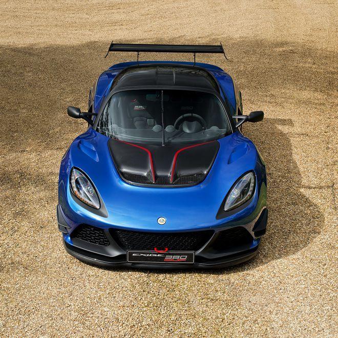 覺得Porsche 911 GT3 RS不夠硬派嗎?那這輛Lotus Exige Cup 380肯定讓你滿意