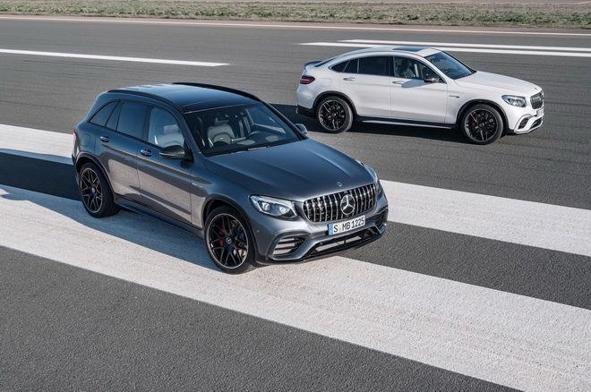 什麼!!! Mercedes-Benz新GLC63與AMG GT Roadster一樣快 這個厲害了