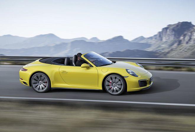 Porsche Exclusive準備了一套升級套件讓你的911 Carrera S能接近GTS的動力水準