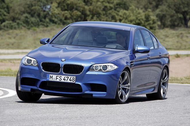 BMW M5(F10)將於本月停止生產,而且可能是最後一款搭配手排變速箱的M5