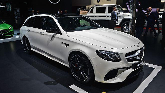 2018年式的Mercedes-Benz E63 Estate旅行車絕對能讓你從此愛上長途旅行!