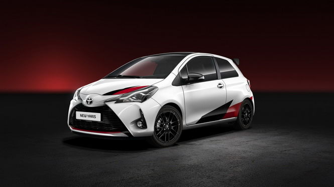 205hp高性能小鴨 Toyota Yaris GRMN下月粉墨登場