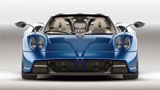 第一部比硬頂車型還輕的敞篷車!Pagani Huayra Roadster最火辣上空超跑現身!