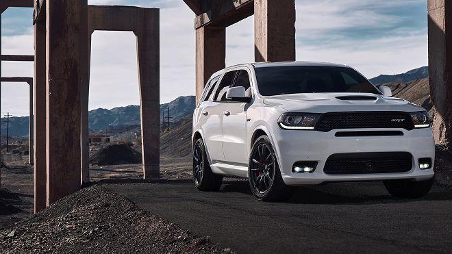0-60mph加速數據比較:Dodge Durango SRT這部美式SUV可讓一些性能跑車有些面子不保呢!
