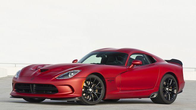第三代毒蛇Dodge Viper即將於八月正式結束量產