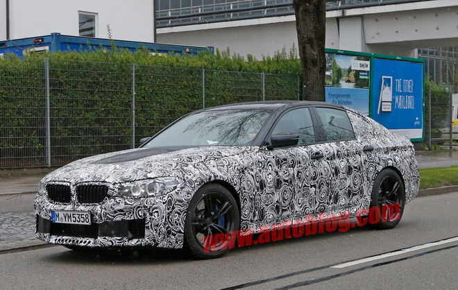 傳聞:巴伐利亞新巨獸 BMW G30 M5 0-100km/h加速只需3.5秒!