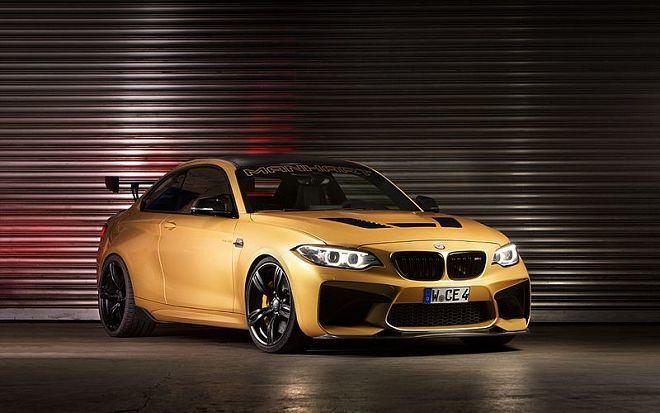 喜歡BMW M2可是又覺得動力太小嗎?Manhart聽到你的心聲了!