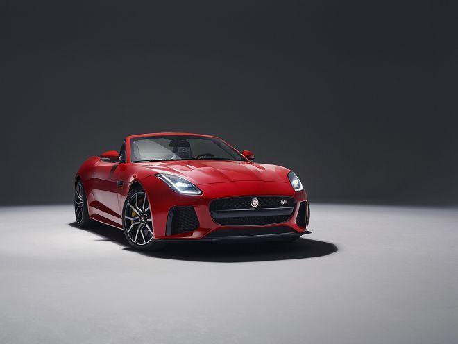 2018年式升級版Jaguar F-Type亮相,同時發表限時版車型400 Sport
