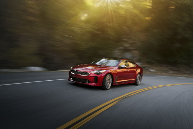 KIA Stinger 北美車展首演 總裁暨首席設計師Peter Schreyer再創生涯里程碑 優雅 型格 賦予豪華GT跑車全新定義