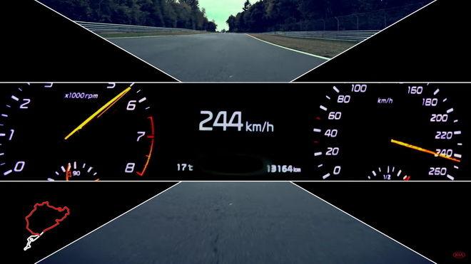 2018 Kia GT將是加速最快的Kia轎跑車 下個月8號底特律發表