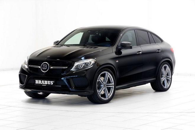 M-Benz GLE 43 Coupe輕度升級首選 Brabus 410 PowerXtra登場