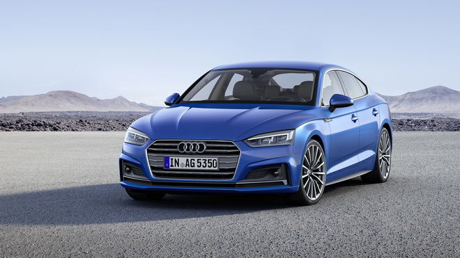 2016巴黎車展:Audi S5 Coupe/S5 Sportback動感現身: Page 2 of 3