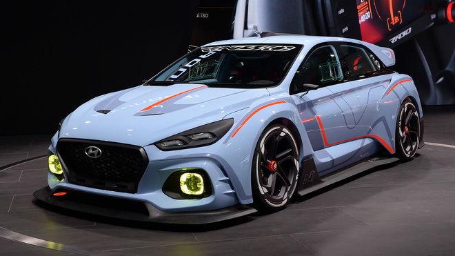 2016巴黎車展:Hyundai N Performance問世力作 RN30概念車於巴黎車展亮相