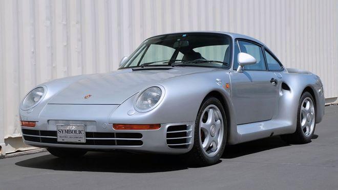 里程數僅六萬多的Porsche 959拍賣中 身價估計破一百萬美金