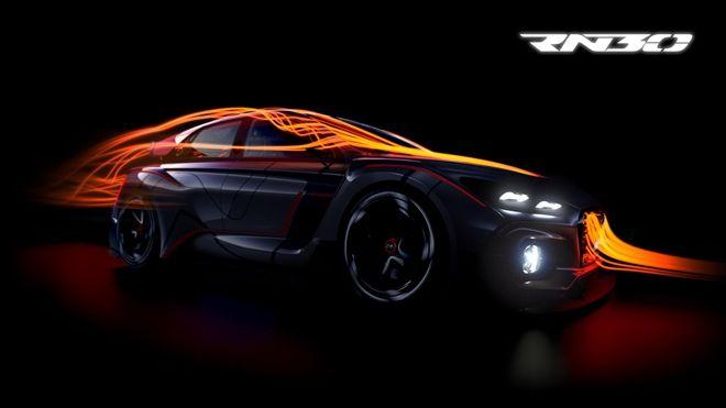 i30 N的雛型 Hyundai N Concept RN30猛烈現身