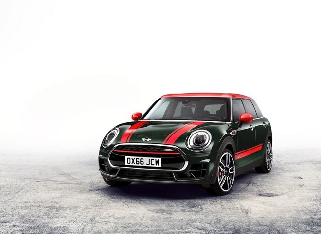 All4四輪驅動系統+228匹 全新Mini John Cooper Works Clubman登場