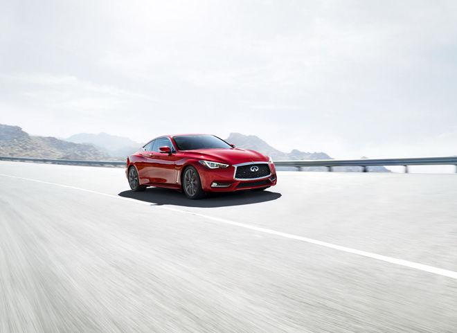 車系一哥Infiniti Q60 Red Sport 400美國售價162萬起