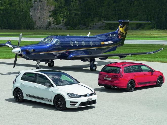 大動力高爾夫只給Swiss獨享 VW在瑞士推出360匹限量Golf R360S