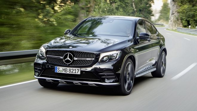 搭載雙渦輪增壓V6引擎 Mercedes-AMG GLC43 Coupe登場